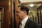 Gikas Hardouvelis, ex-ministro das Finanças grego.