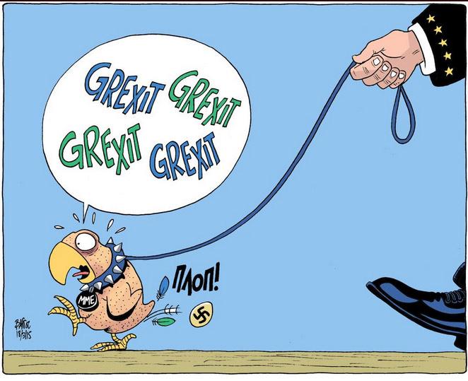 E os papagaios nos media europeus continuam a semear o pânico...