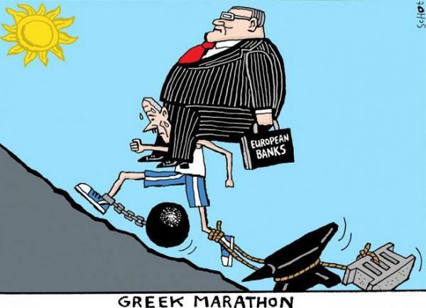 E prossegue a maratona de negociações, a reunião do Eurogrupo já começou.