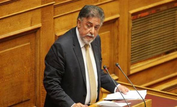 Yannis Panoussis, ministro da Ordem Pública e Proteção Cidadã