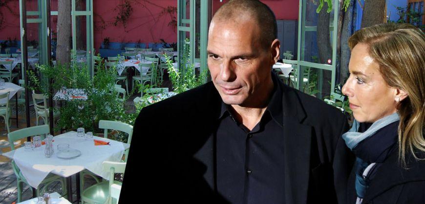 Varoufakis e Danae