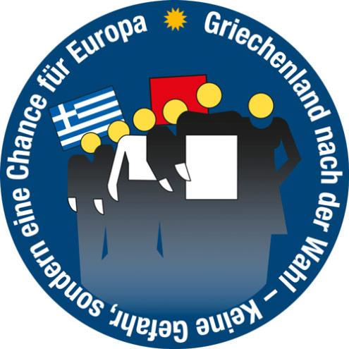 Sindicatos alemães lançam manifesto de apoio à Grécia
