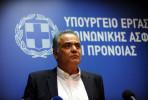 Panos Skourletis, ministro da Energia, Ambiente e Reconstrução Produtiva da Grécia