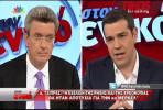 Entrevista a Alexis Tsipras