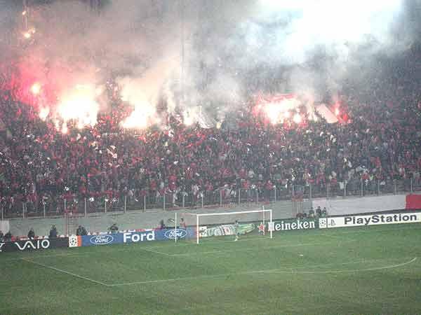 Olympiakos-Chelsea, 2008. Foto Mark Freeman/CC