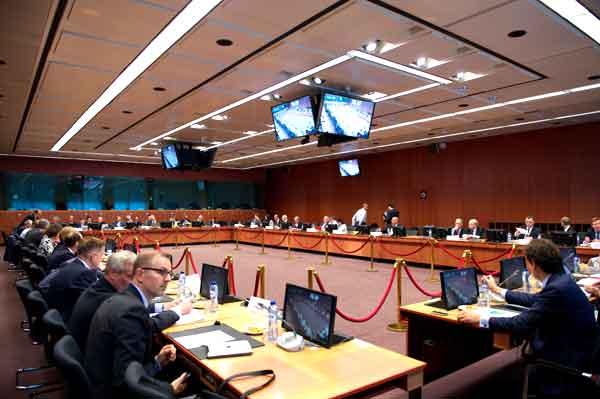 Reunião do Eurogrupo de 11 de maio 2015
