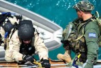 Manobras da NATO em Creta. Foto Brian A. Goyak/US Navy/CC