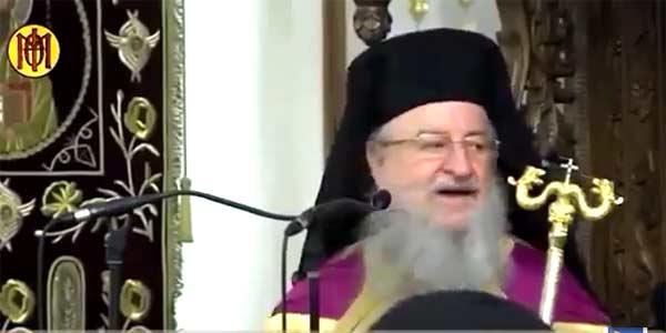 Bispo metropolita Anthimos de Salónica