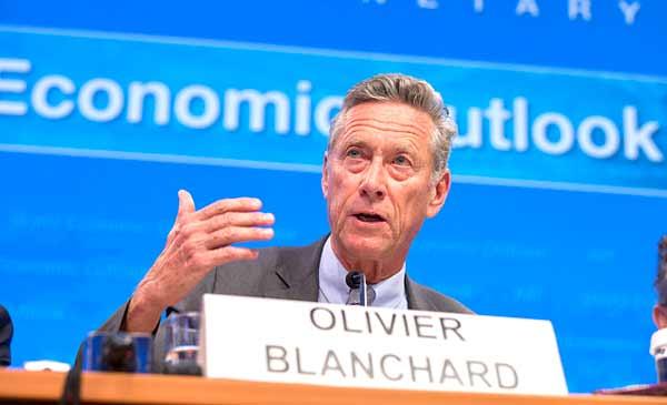 Olivier Blanchard. Foto FMI