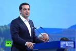 Alexis Tsipras. Foto RT