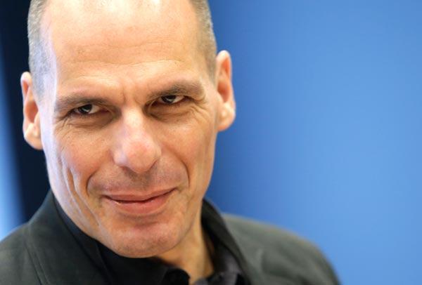 Yanis Varoufakis. Foto União Europeia ©