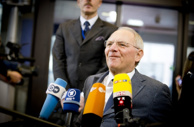 Wolfgang Schäuble. Foto União Europeia ©