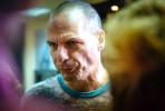 Yanis Varoufakis. Foto Left.gr