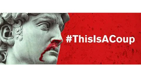 #ThisIsACoup