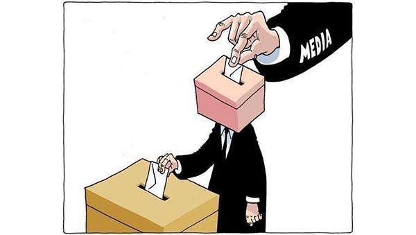 Media gregos e o referendo