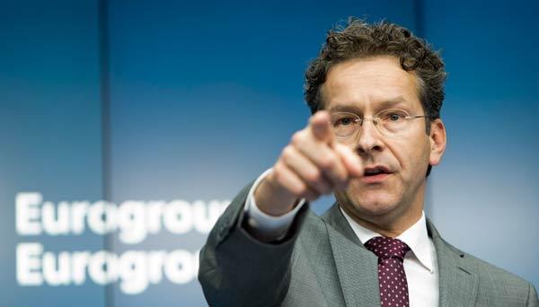 Jeroen Dijsselbloem. Foto União Europeia ©