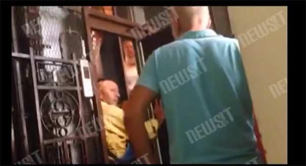 Troika no elevador