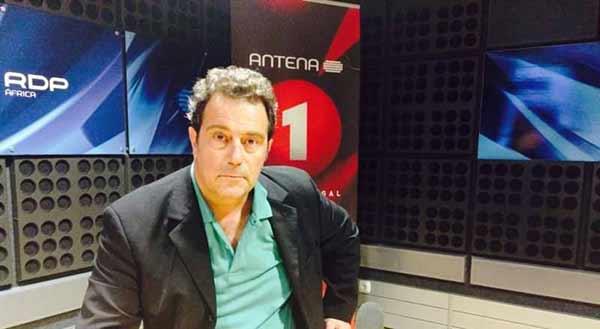 Pedro Caldeira Rodrigues. Foto RTP