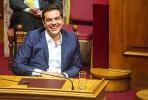 Alexis Tsipras. Foto Left.gr