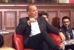 Yanis Varoufakis na Oxford Union Society