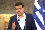 Alexis Tsipras fez declaração sobre o Brexit.
