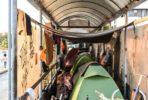 Campo de refugiaods em Elleniko